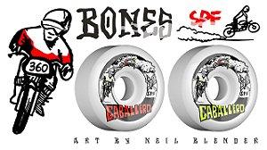Roda Bones SPF PRO CABALLERO X BLENDER P5 54mm/ 60mm