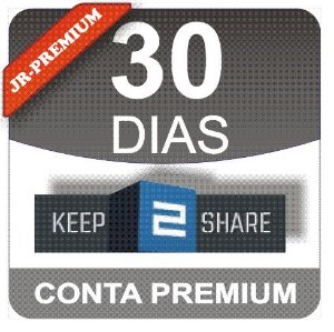 Conta Premium Keep2share 30 Dias