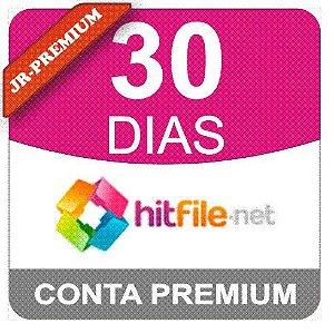 Conta Premium Hitfile 30 Dias