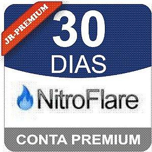Conta Premium Nitroflare 30 Dias