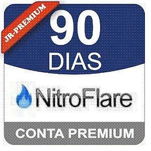 Conta Premium Nitroflare 90 Dias