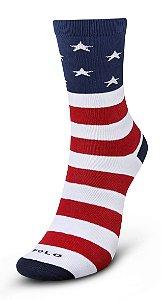 Meias Premium Americana 1Par - Tamanho: 35 a 42