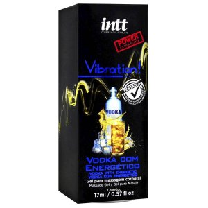 Vibration Vodka Com Energético Power Intt