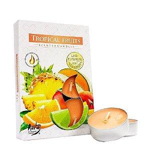 Velas Aromatizadas Frutas Tropicais Feitiços