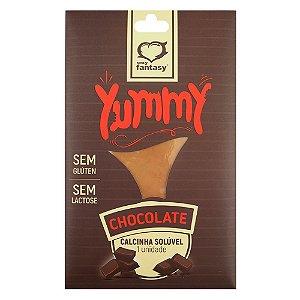 Calcinha Comestível Yummy Chocolate