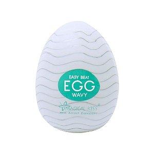 Egg Wavy Masturbador Masculino