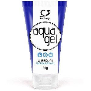 Aqua Gel Frozen Lubrificante Beijavel Sexy Fantasy