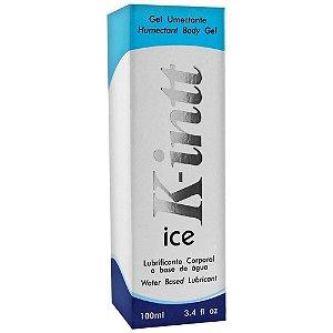 K Intt Ice Lubrificante Íntimo Intt