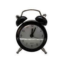 Relógio Despertador Vintage Pequeno