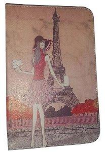 Capa De Tablet Paris Sintético Samsung Galaxy Tab2 P3100
