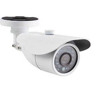 Camera De Segurança 36 Leds Night Vision Externa Resistente