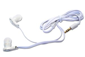 Fone De Ouvido Simples Aima Super 10 Unidades Cores Sortidas