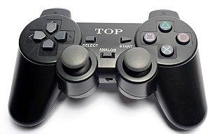 Controle Sem Fio Joystick Analógico Pc Notebook Console Top