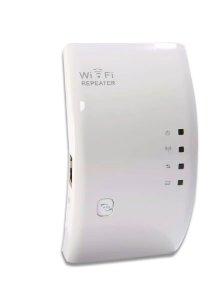 Repetidor Wifi 300mbps Wirelles Wps Com Tomada Oferta