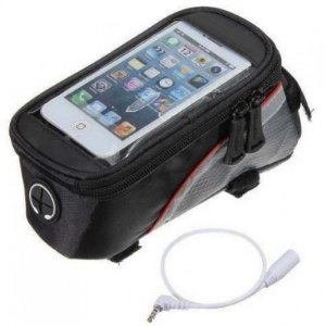 Bolsa de quadro Porta Celular E Objetos Para Bicicleta Iphone Galaxy
