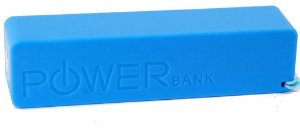 Power Bank 1000mah Carregador Varias Cores Com Cabo