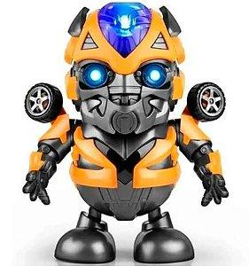 Robô bumblebee Dançarino da Toy King