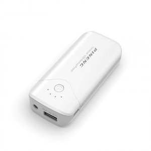 Power Bank 5000mah Pineng Original Para Carregar Celular