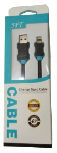 Cabo Usb Carregador Para Iphone 5, 6 Ipad Ipod 2.0