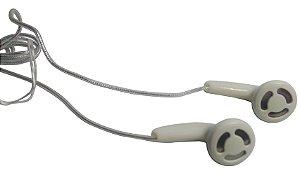 100 Unidades Fone De Ouvido Para Mp3/mp4 Maxtel Auriculares