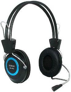 Headset W Com Microfone HL-301MV