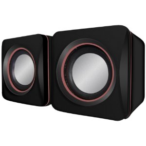 Caixinha De Som Pra Pc Notebook Usb P2 5w Multimedia Speaker