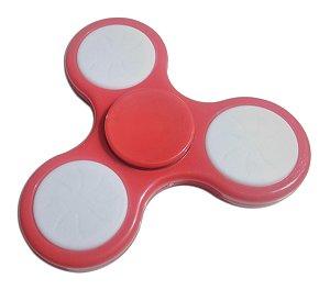 Hand Spinner Fidget Com Led, Rolamento Pra Dedo Anti Stress Frete Grátis