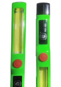 Lanterna Cob E Led Para Mecanico Magnetica Com Ima Na Ponta