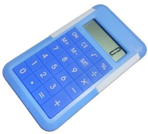 Mini Calculadora De Bolso Display 8 Dígitos Kenko Kk-9200