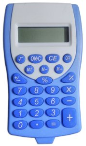 Mini Calculadora De Bolso Kenko Kk-1660 Display 8 Dígitos