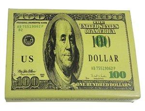 Baralho Dollar Com 2 Jogos 100% Plastico