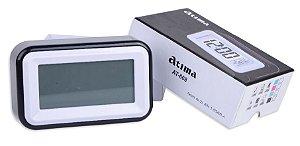Relógio Despertador Digital - Fala Hora E Temperatura Atima