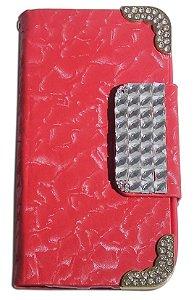 Capa Para Lg G2 Mini (modelo Abre E Fecha ) Case Estampado