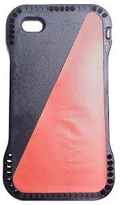 Capa Para Iphone 4 4s 4g Case Emborrachado Resistente