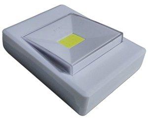 Luminária De Parede Interno/externo Led Cob Interruptor