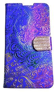 Capa Para Samsung Galaxy Core G3502 (abre E Fecha) Case