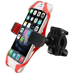 Suporte De Celular Para Bicicleta, Moto Universal Iphone