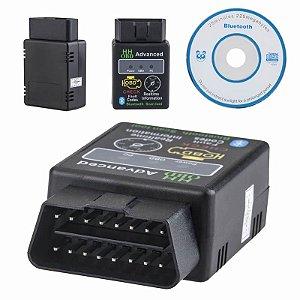 Hh Obd Scanner Automotivo Obd2 V2.1 Bluetooth Elm327