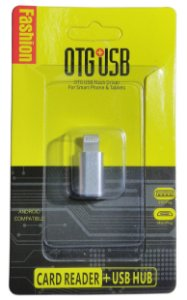 Otg Usb Flash Driver Adaptador V8 Para Lightining (iphone)