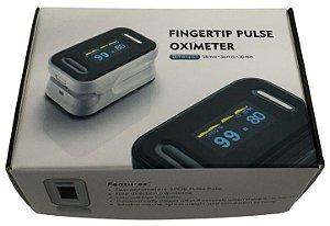 Medidor De Pulso Oxmetro Digital Pra Dedo/ Pressão Arterial