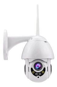Câmera mini speed Dome profissional 1080 HD com App