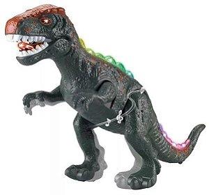 Dinossauro com led Dinno Valey