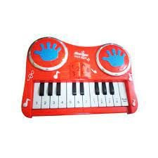 Teclado Musical Brinquedo Fungame 19 Teclas 7963
