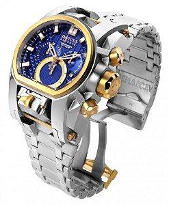 7d5c8f96f59 Relógio Invicta 0738 Subaqua Noma II Ouro 18k - Original - Watches ...