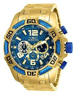 5dcade0d95b Relógio Invicta Feminino 0488 Angel Dourado 18K - Invicta - Watches ...