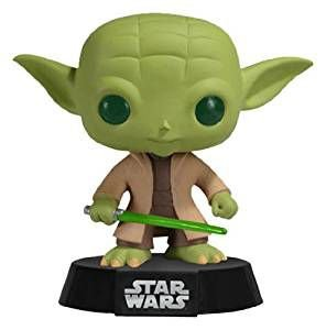Funko POP! Mestre Yoda - Star Wars