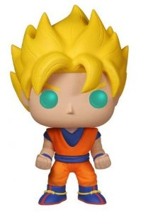 Funko POP! Goku Super Saiyajin - Dragon Ball Z