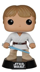 Funko POP! Luke Skywalker - Star Wars