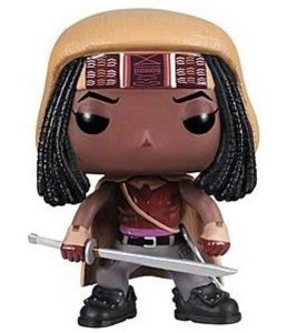 Funko POP! Michonne - THE WALKING DEAD