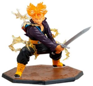 Trunks Super Sayajin - Action Figure DRAGON BALL Z